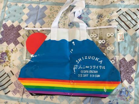 関ジャニ∞  リサイタルバッグ!  静岡! リサイタルグッズの画像