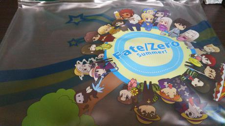 『Fate/Zero』CAFEセット グッズの画像
