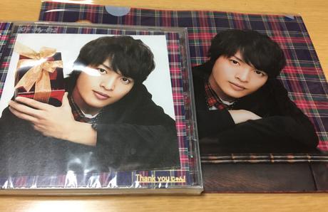 Kis-My-Ft2 Thank you じゃん!  玉森裕太 グッズの画像