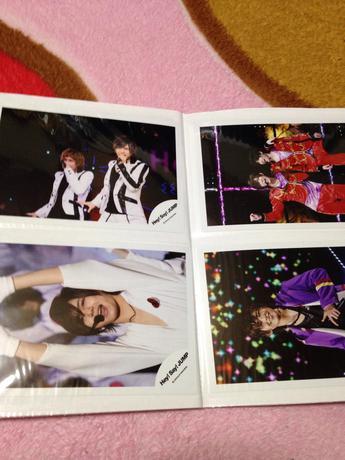 Hey! Say! JUMP公式写真セット コンサートグッズの画像