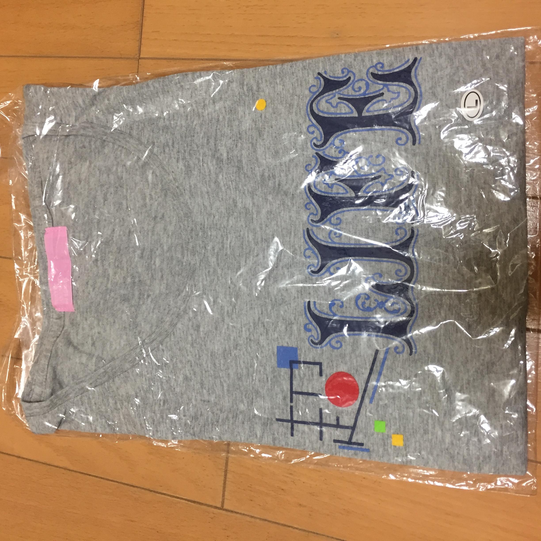 新品未開封 小沢健二 超LIFE Tシャツ グレー L