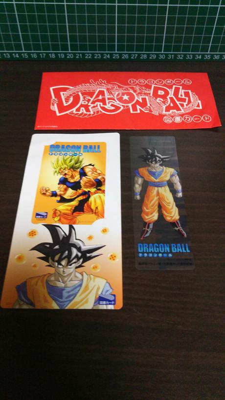 ★ドラゴンボール図書カード1000円分未使用★ グッズの画像