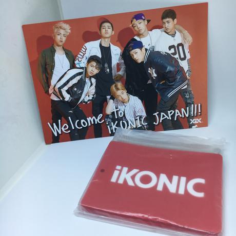 *iKON ファンクラブ特典* ライブグッズの画像