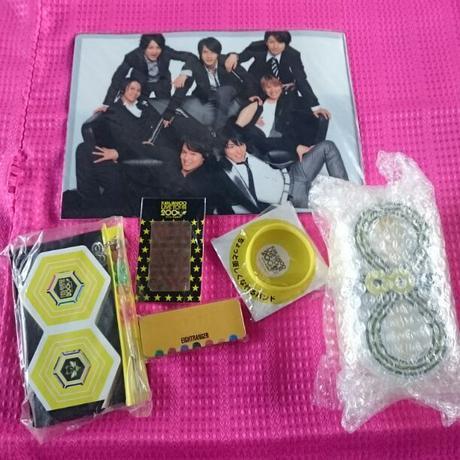 関ジャニ∞★ 2008 コンサートグッズ セット リサイタルグッズの画像