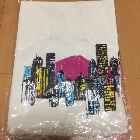 新品未開封 小沢健二 東京の街が奏でる だらっとT レディースフリーサイズ 白 ライブグッズの画像