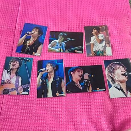 関ジャニ∞★ 錦戸亮 47コン 公式写真 28枚セット リサイタルグッズの画像