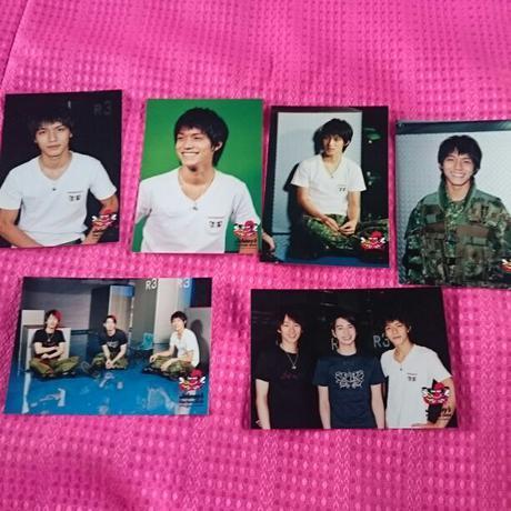 関ジャニ∞★錦戸亮 FilmFesta 2006 (松本潤 中丸雄一) リサイタルグッズの画像