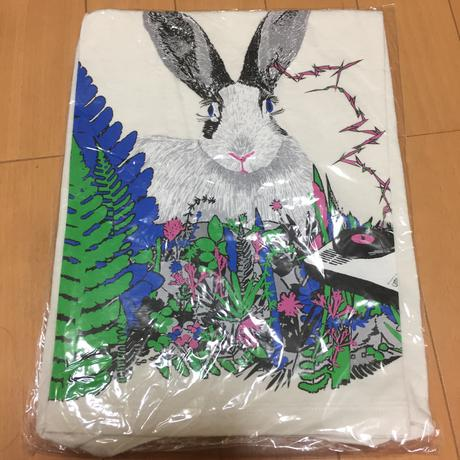 新品未開封 小沢健二 ひふみよツアー Tシャツ 月光 うさぎ レディースフリー ライブグッズの画像