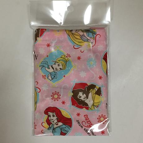 ディズニー プリンセス ランチボックス用 巾着袋 ピンク グッズの画像
