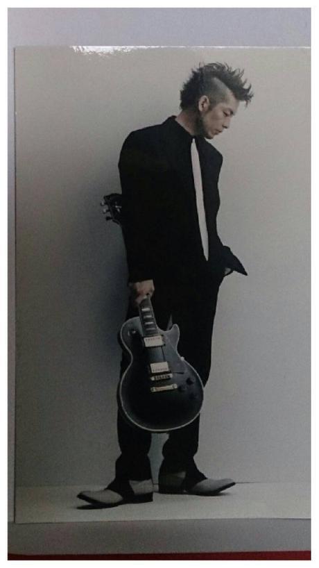 清木場俊介 Rockin' the Door 告知カード 2009 ライブグッズの画像