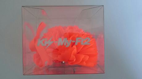 Kis-My-Ft2 ツアーグッズ シュシュ キスマイ コンサートグッズの画像