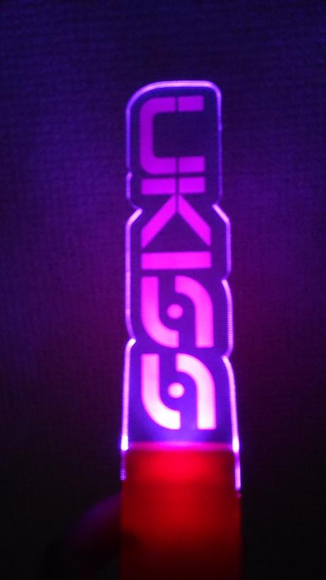 U-KISS ペンライト ライブグッズの画像