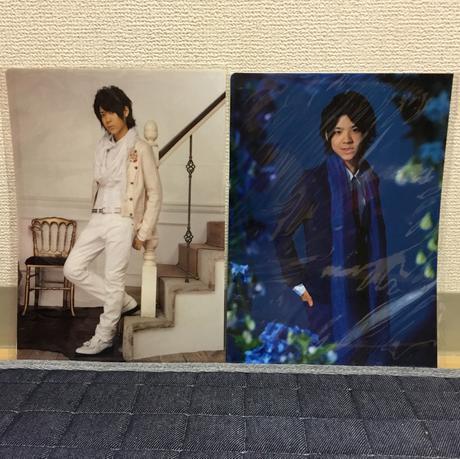 松島聡 クリアファイル コンサートグッズの画像