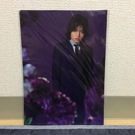 菊池風磨 クリアファイル コンサートグッズの画像