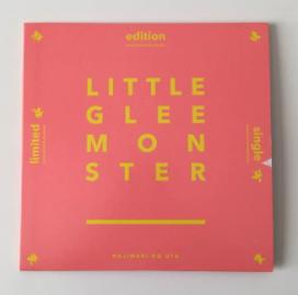 リトルグリーモンスター HAJIMARI NO UTA(ピンク)  CD