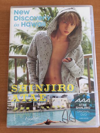 AAA與真司郎 DVD ライブグッズの画像