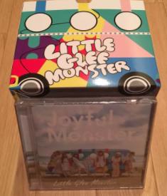 リトルグリーモンスター Joyful Monster(CD箱のみ)