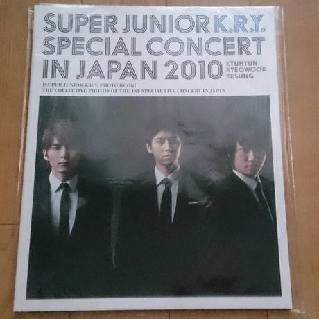Super Junior KRY パンフレット ライブグッズの画像