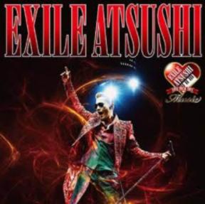EXILE ATSUSHI LIVE TOUR 2014 DVD (美品)