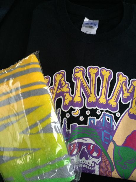 WANIMA タオル&Tシャツ ライブグッズの画像