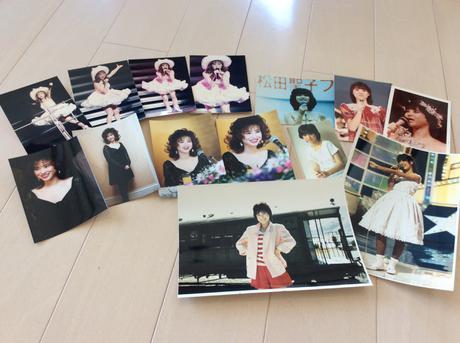松田聖子 写真14枚 コンサートグッズの画像