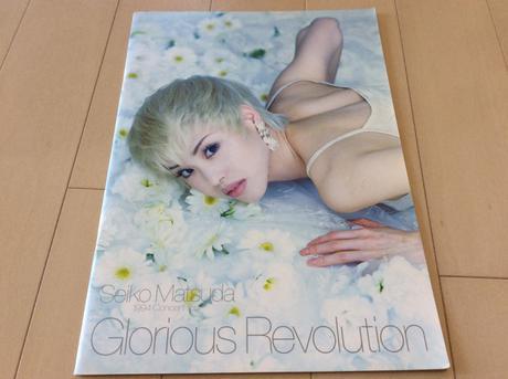 松田聖子ツアーパンフレット94 コンサートグッズの画像