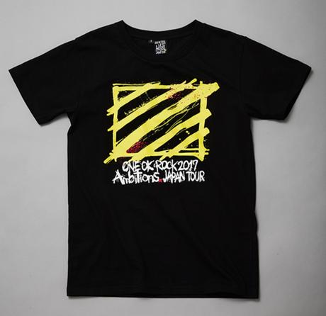 ONE OK ROCK Ambitions ツアーTシャツ ライブグッズの画像