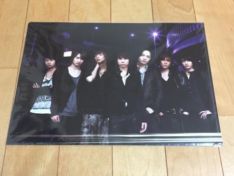 Kis-My-Ft2 MiNT Tour ファイル コンサートグッズの画像
