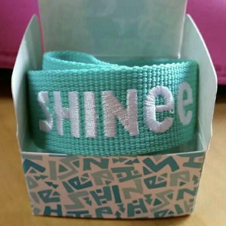 SHINee FC限定 ネームタグ ライブグッズの画像