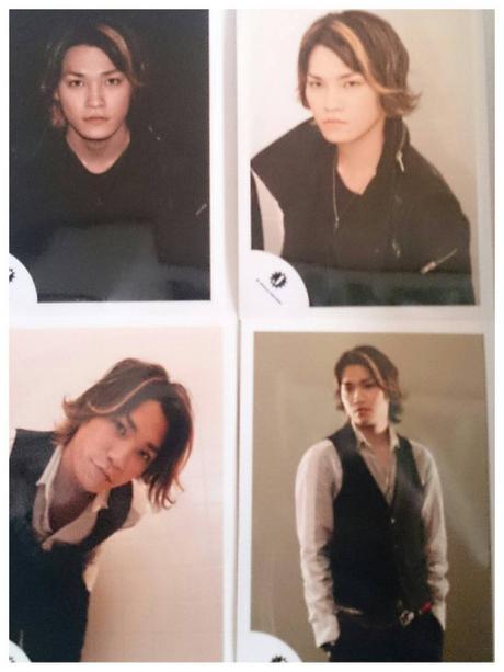 二階堂高嗣 公式写真 4枚 キスマイ 舞祭組 ① コンサートグッズの画像