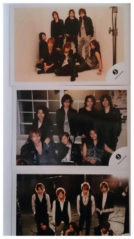 Kis-My-Ft2 公式写真 集合 5枚 キスマイ コンサートグッズの画像