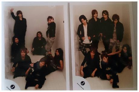 Kis-My-Ft2 公式写真 混合 4枚 キスマイ 玉森 コンサートグッズの画像