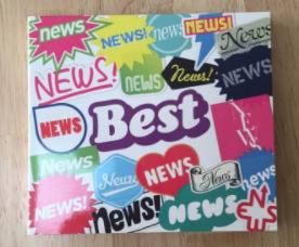 NEWS NEWS BEST 初回盤  (美品)