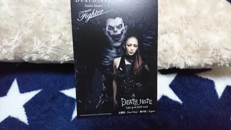安室奈美恵 ポストカード ライブグッズの画像