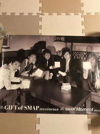 3枚セットSMAPポスター コンサートグッズの画像