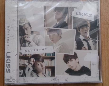 U-KISS Distance  【CD】 ライブグッズの画像