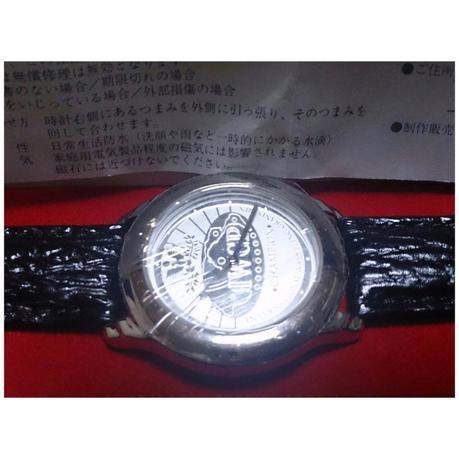 未使用品 ◆ プロレス IWGP 腕時計 ◆ 闘魂烈伝 新日 ◆TOMY グッズの画像