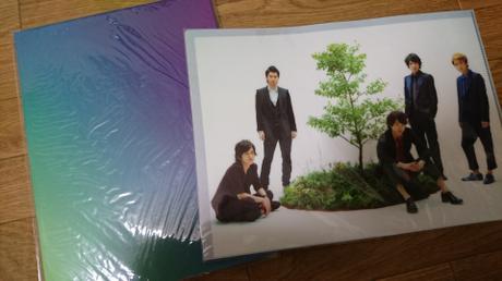 【専用】★Beautiful Worldパンフレットとクリアファイルのセット★ コンサートグッズの画像