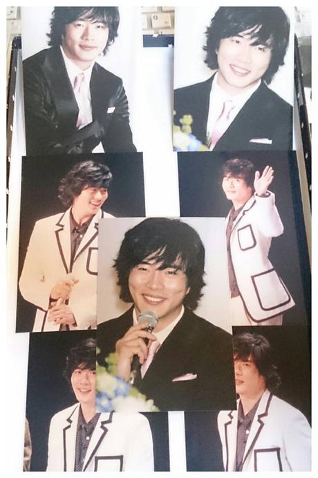 クォンサンウ 生写真 7枚 ライブグッズの画像