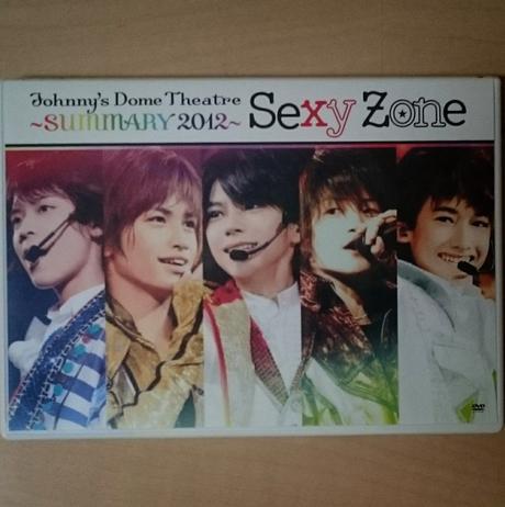 SUMMARY 2012  DVD コンサートグッズの画像
