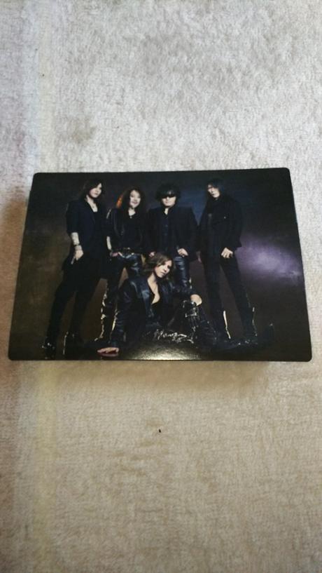 X JAPAN  ローソンくじ ジグソーパズル ライブグッズの画像