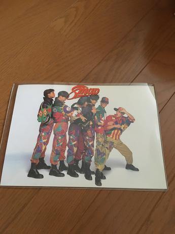 SMAP  ファイル コンサートグッズの画像