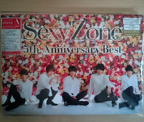 値下げ☆5th Anniversary ベストアルバム 初回A コンサートグッズの画像