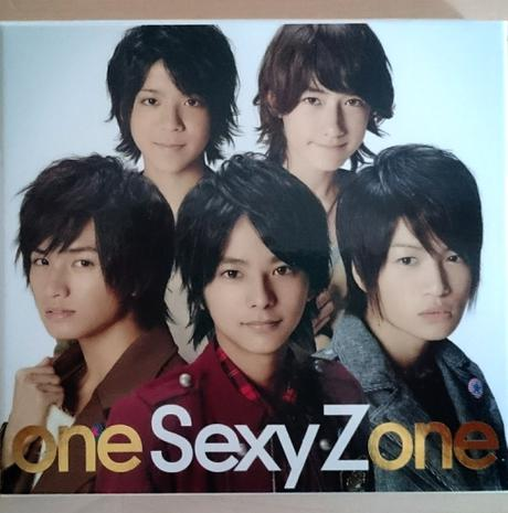one Sexy Zone アルバム コンサートグッズの画像