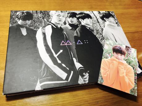 B1A4  good timing ゴンチャントレカ付き ライブグッズの画像