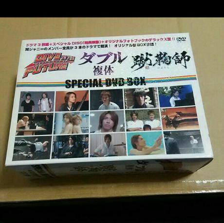 関ジャニ∞ DVDBOX  special盤です。 リサイタルグッズの画像