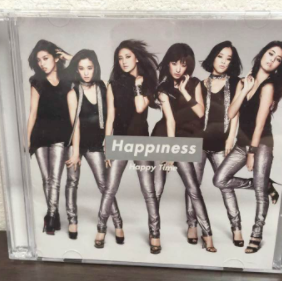 Happiness Happy Time 初回DVD付き(美品)