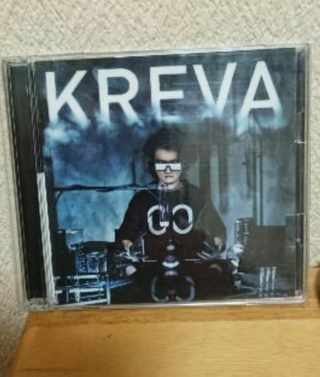 KREVAクレバ GO CD+DVD 付き グッズの画像
