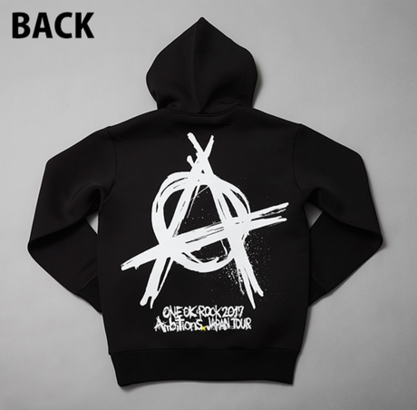 ONE OK ROCK Ambitions パーカー ライブグッズの画像
