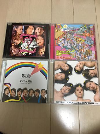 関ジャニ∞ シングル リサイタルグッズの画像